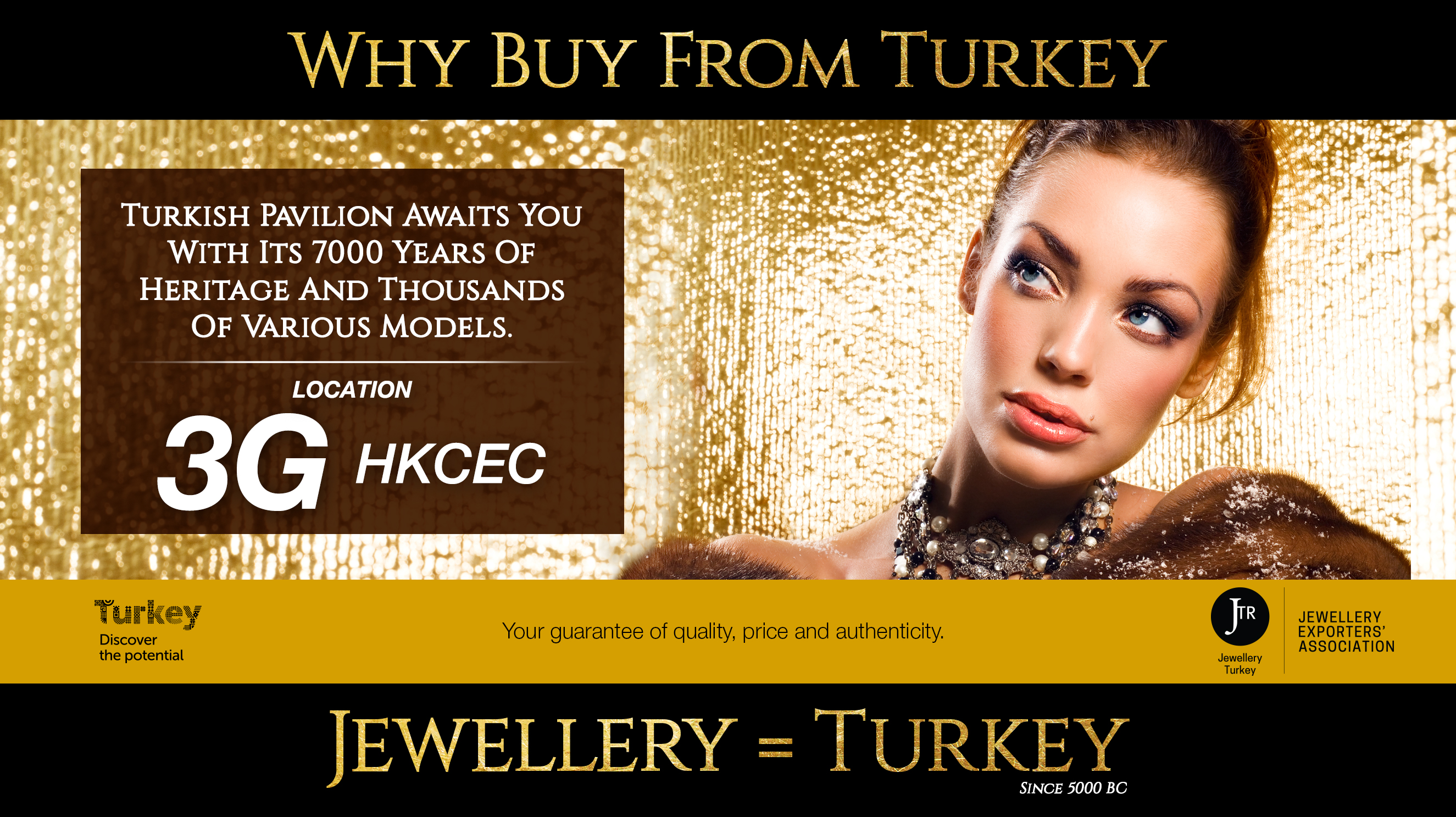 Hong Kong Campaign of Turkish Jewellers