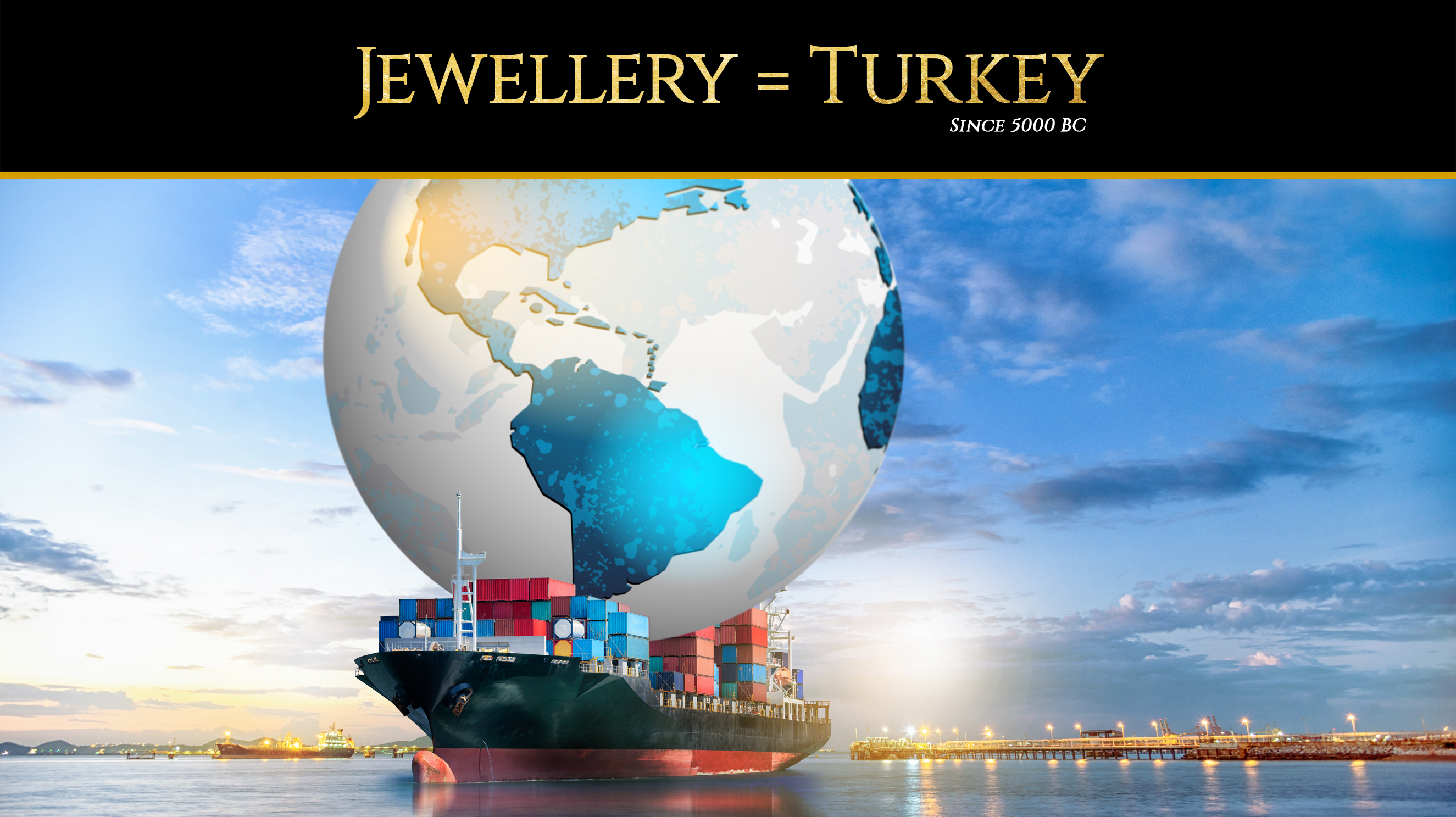 Turkey May Become The New Hub of Jewellery Trade!