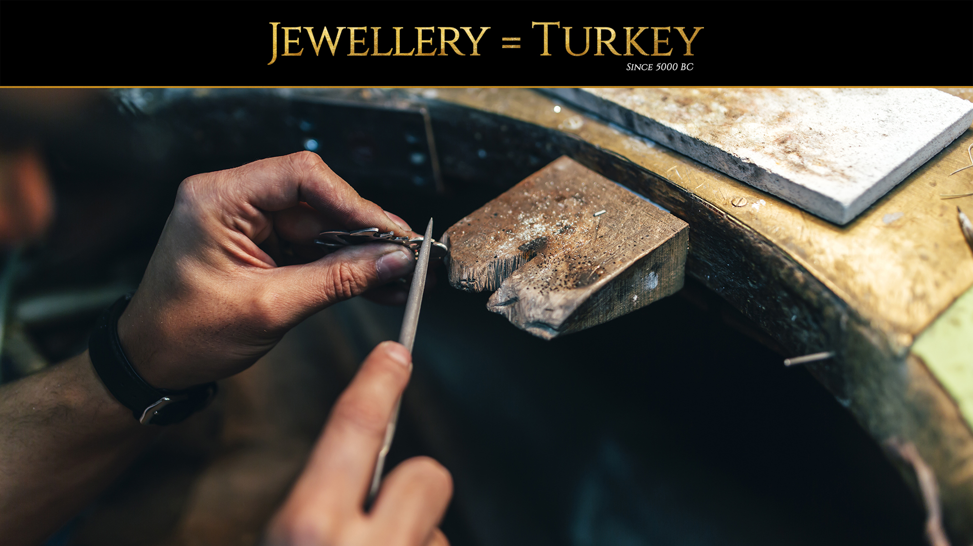 Lifetime Achievement Honors for Jewellery Craftsmen