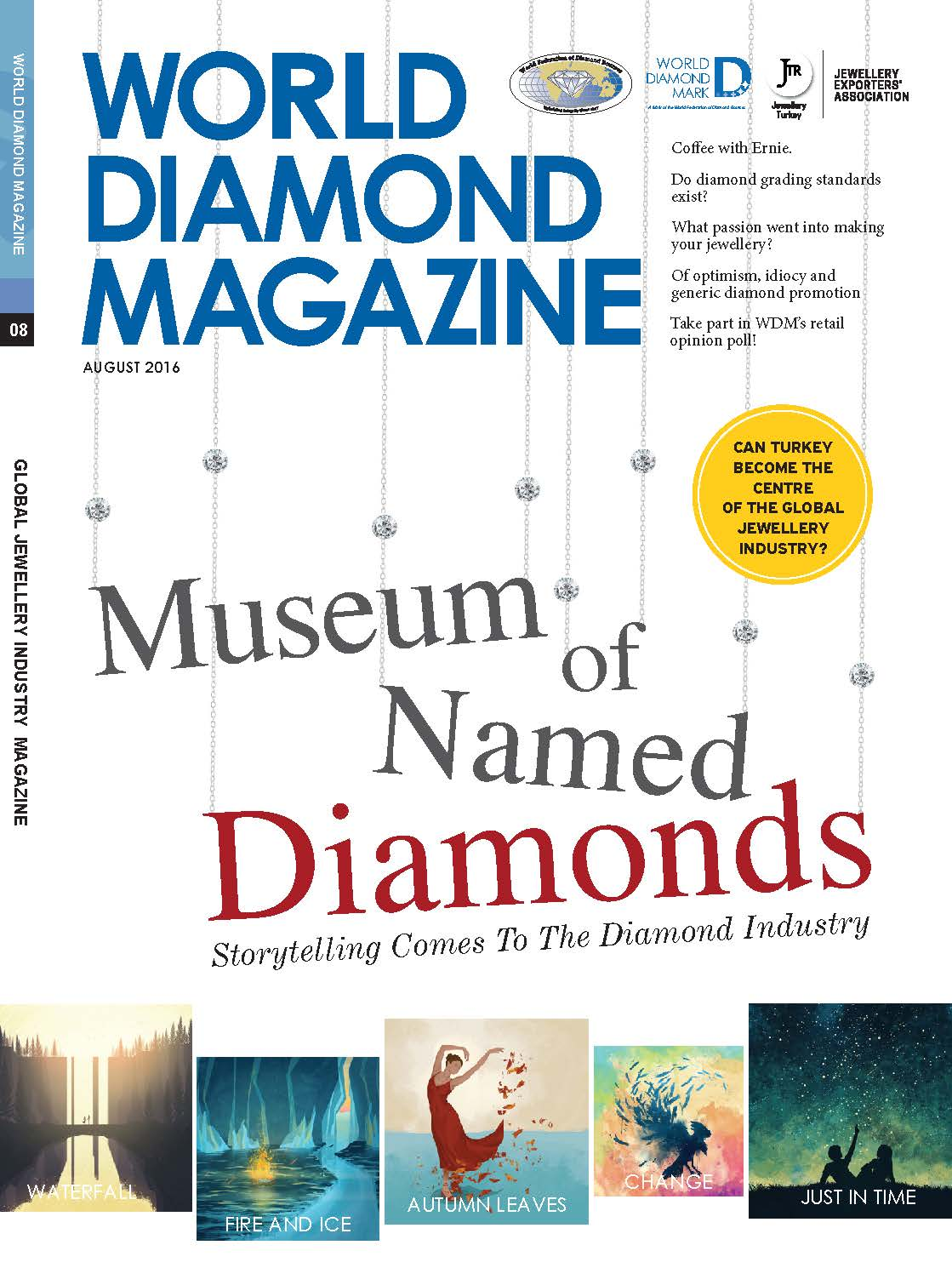 World Diamond Magazine